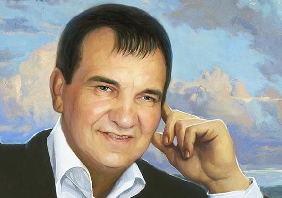 заказать портрет на холсте в санкт-петербурге