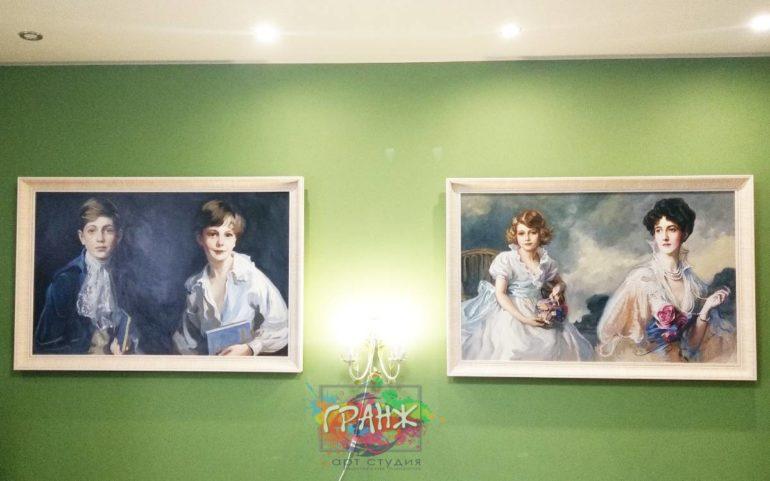 Репродукции картин купить Санкт-Петербург